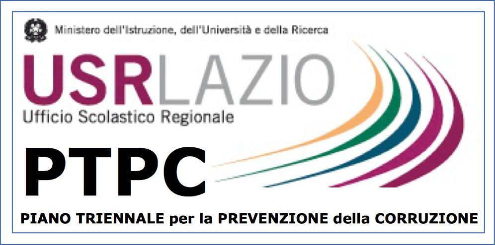 Link interno: Piano Triennale Prevenzione Corruzione, USR-Lazio
